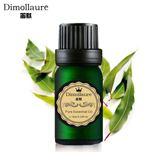 Dimollaure Eucalyptus Essential Oil Clean Air Clean Wound Helpful To Colds Aromatherapy Skin Care Massage Oil