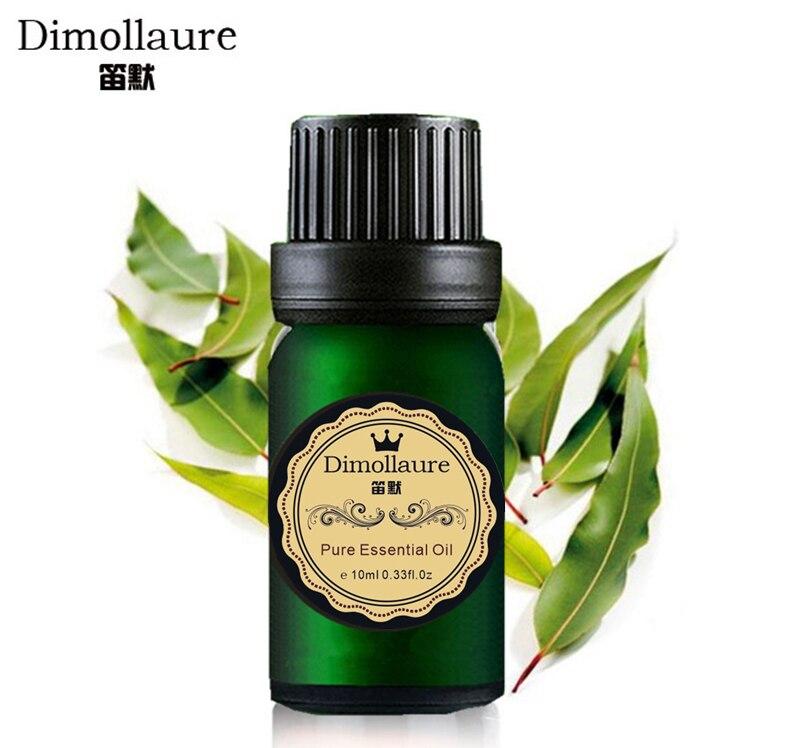 Dimollaure эфирное масло эвкалипта чистый воздух чистой раны полезно для развития простудных заболеваний ароматерапия Уход за кожей массажные масло эвкалипта