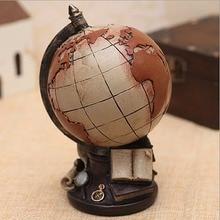 Plastic Terrestrial Globe World Fashion Home Decoration Gift For Kids office, home, desk decoration