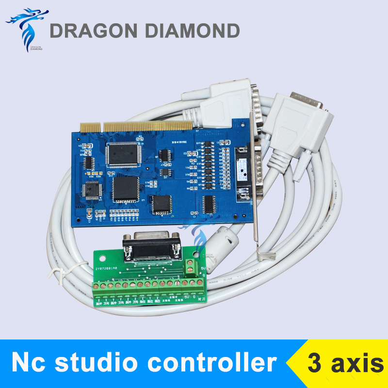 cnc router PCI motion control nc card for CNC engraver 3 axis motion control Free Shipping free shipping by express dsp0501 control system for cnc router