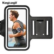Спортивный наручный чехол для iPhone X модный держатель для телефона чехол на руку смартфон сотовый телефон сумка спортивная с широким ремнем для мобильного телефона