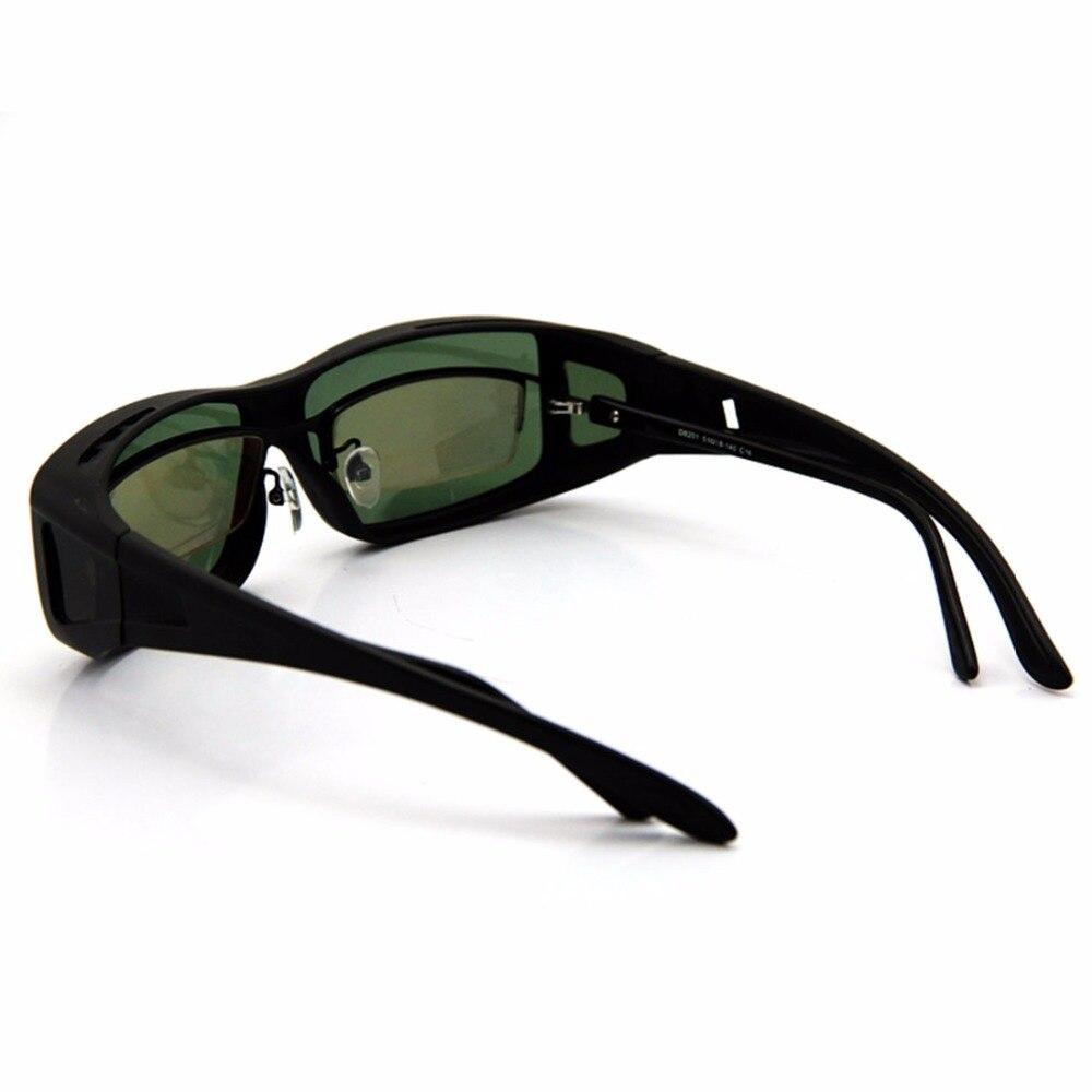 ROZA Suncover Myopia Polarized Sunglasses Men Brand Design Sun Glasses  Polaroid Lens Vintage Eyewear UV400 QC0222-in Sunglasses from Apparel  Accessories on ... bdf0efa1ce