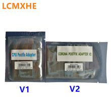 (10 pc) CPU Corona Postfix Adapter รุ่น 2 V1 V2 V3 V4 V5 V6 สำหรับ XBOX 360 SLIM
