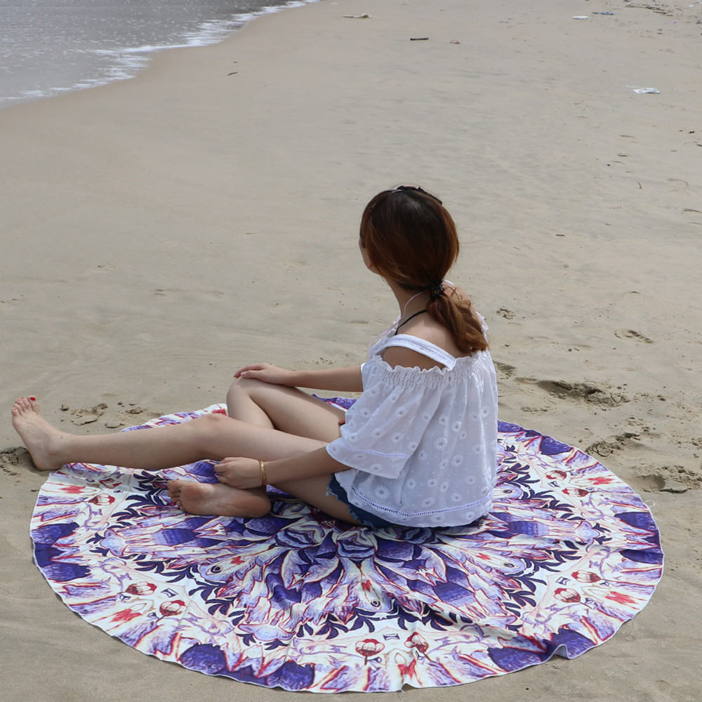 New Summer Women Bathing Colorful Printed Beach Cover Up Summer Dress Suit Sexy Bikini Swimwear Cover Up Beach %