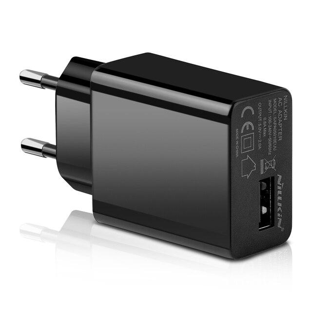 Nillkin universel USB chargeur rapide adaptateur prise murale Portable téléphone Portable bureau intelligent pour iPhone pour xiaomi AC Port USB cc