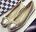 ЕВРО РАЗМЕР 35-42 удобные плоские туфли Балетки обувь большого размера обуви квартир Женщин-728-1