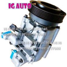 цена на Car New A/C AC Compressor With Pulley For Hyundai Tucson ix35 2.0 2012 2013 977012E100 For hyundai tucson compressor