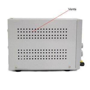 Image 4 - 30v10a ajustável laboratório fonte de alimentação 4 bit display dc fonte de alimentação de carregamento reparação interruptor de alimentação regulador de tensão