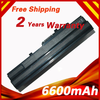 Black Laptop Battery For ADVENT 4211 For MSI Wind L1300 U100 U100W U100X U135DX 3715A MS6837D1 U90XU90 BTY S11 BTY S12 BTY S13