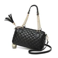 Luxury Handbags Women Bags Designer Le Boy PU Tassel Messenger Bag Women Handbag Brand Top-handle Bags Female Shoulder Bags
