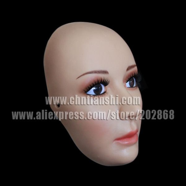 Humen silicone mask SH-2 Beauty mask Cosplay props Cover the scars Non-toxic Factory