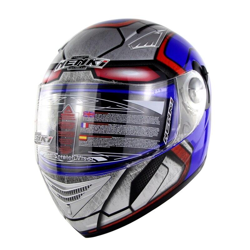 Гонки Железный человек Шлемы полное лицо мотоциклетный шлем паук Мужчины Двойные линзы Casco мотоцикл шлем Nenki 830