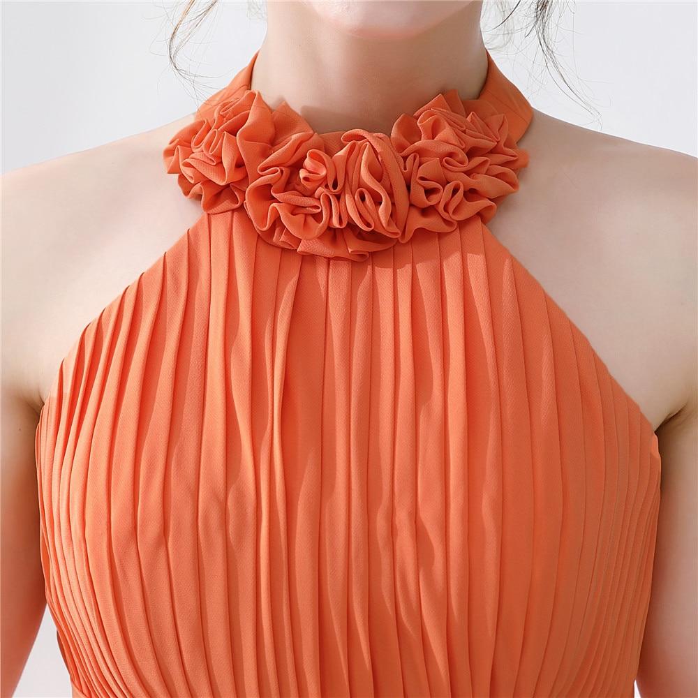 Großzügig Orange Brautjunferkleider Unter 100 Fotos - Brautkleider ...