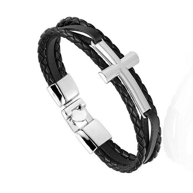 новый модный браслет janeyacy из сплава мужской повседневный фотография