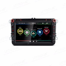 "8"" Car DVD for Volkswagen Beetle 2011-2015 & Sharan 2010-2014 & Amarok 2010-2015 with Built-in Vehicle Standard DAB+ Module"