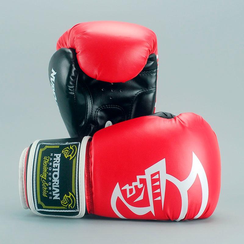 10/12/14 / 16oz Pretorian Grant бокс қолғаптары MMA - Спорттық киім мен керек-жарақтар - фото 5