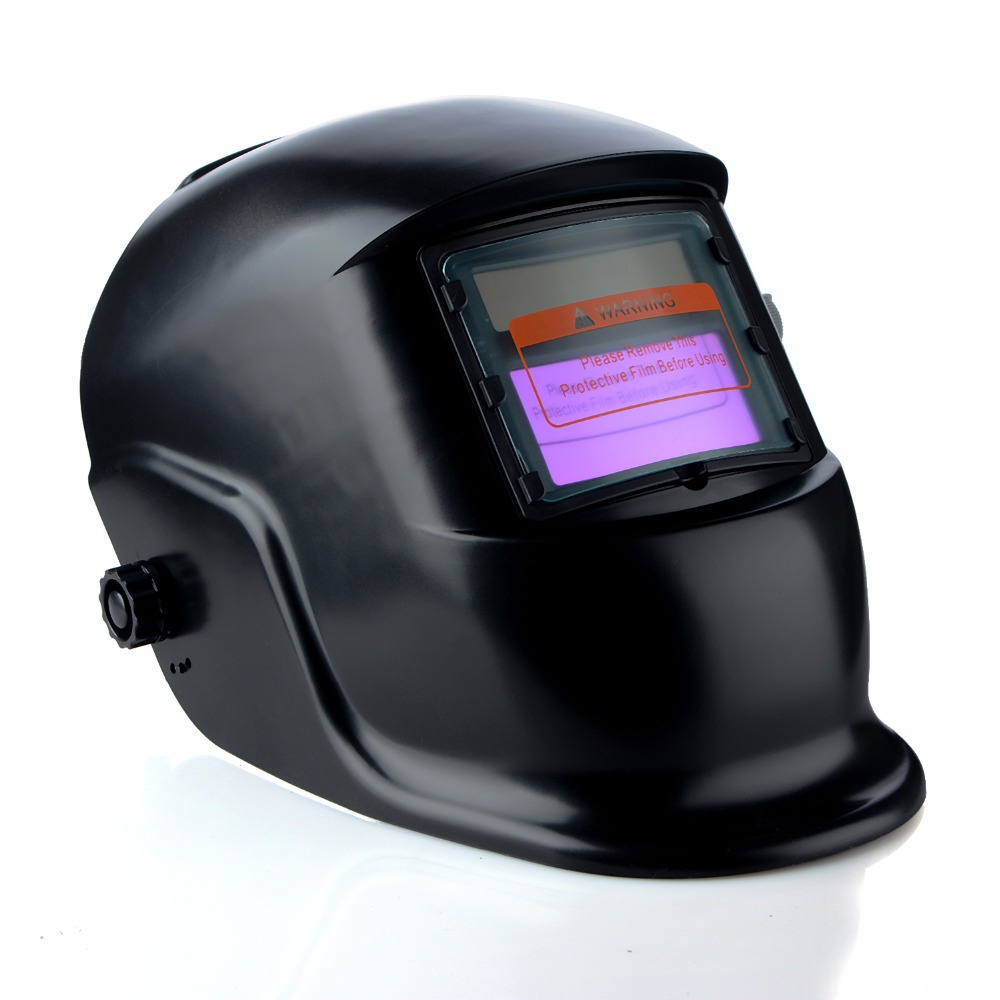 Auto Darkening Welding Helmet Welding Welder Mask Lenses Solar Powered Cap For Soldering usb 2 0 multi in 1 sd mmc tf ms t flash card reader translucent yellow