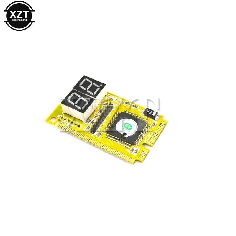 Высокое качество PCI E диагностическая карта USB Mini PCI E PCI LPC PC анализатор тестер|Платы расширения| | АлиЭкспресс