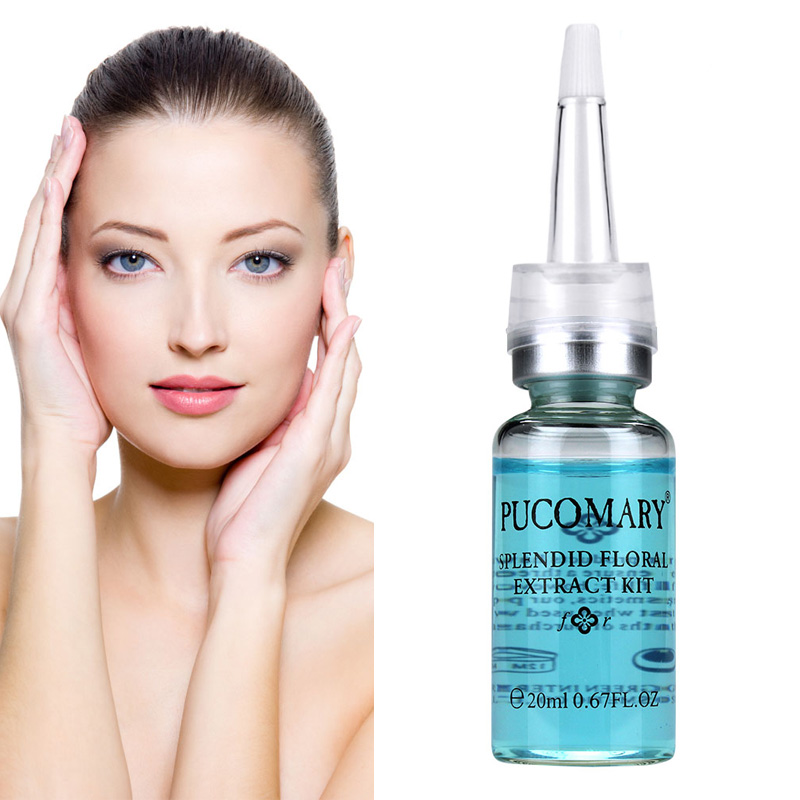 20ml Hyaluronic Acid Liquid Skin Care Makeup Essence Pucomary Hyaluronic Acid  QS888