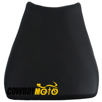 Motorcycle Black Front Pillion Rider Seat For HONDA CBR 1000RR 04 05 06 07 CBR1000RR CBR