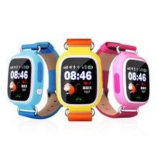 2016 neueste gps-gerät tracker bunte g72 smart watch sos notruf für kinder für ios android smartwatch armband # b0