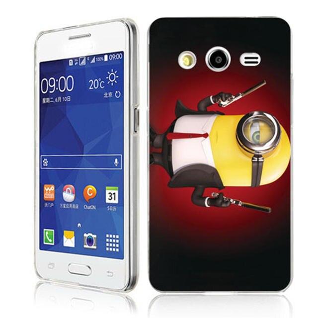 d9a0bb8007 Dipinta Cassa Del Telefono Per Samsung Galaxy Express 2 G3815 Stampa A  Rilievo Win Pro