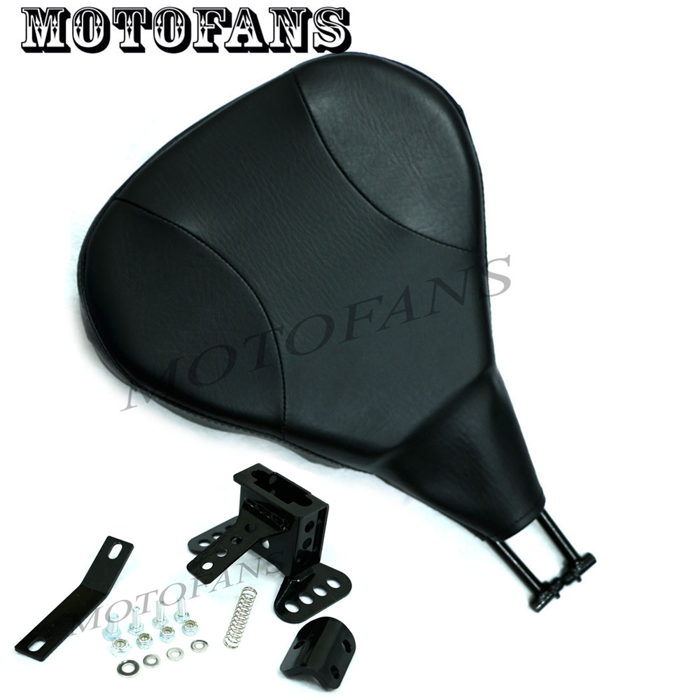 Motofans- Adjustable Driver Rider Backrest for Harley Electra 91 92 93 94 95 96 97 98 99 Street Road Glide King Mounting Kit HOT