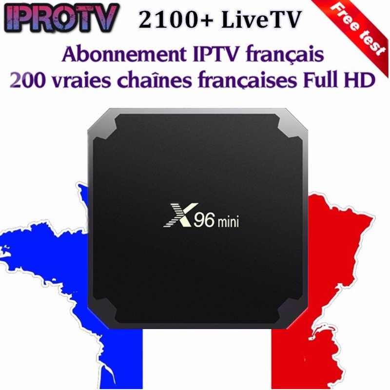 Detail Feedback Questions about 1 Year IPROTV IPTV for