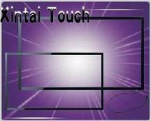 Xintai toque real 10 pontos 40 polegada multi kit de sobreposição toque/painel da tela toque ir para monitor lcd