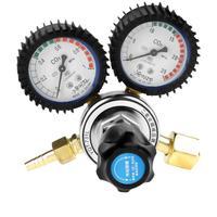 CO2 Gas Regulator Carbon Dioxide Welding Pressure Reducer Valve Gas Gauge Pressure Regulators