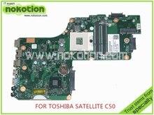 SPS V000325070 DB10F-6050A2566201-MB-A02 For toshiba satellite C55 C55T laptop motherboard HM77