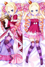 купить Japanese Anime pillow case cover Re Life in a Different World from Zero Beatrice dropshipping дешево