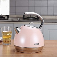 Electric Kettle Stainless Steel Automatic Power Off Household Appliances Small Appliances Electric Kettle