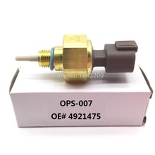 Oil Pressure Temperature Sensor Switch PRS For Cummins Diesel ISX Engines 4921475