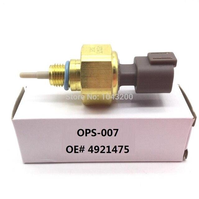 US $27 39 13% OFF|4921475 Oil Pressure Temperature Sensor Switch PRS For  Cummins Diesel ISX Engines OE # 49 21 475-in Pressure Sensor from  Automobiles