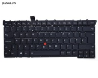 JIANGLUN Replacement UK Layout Keyboard For Lenovo Thinkpad X1 Carbon 3rd Gen