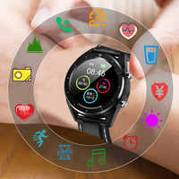 2019 KSUN KSR901 cheep bluetooth android/ios phones 4g waterproof GPS touch screen sport Health Smart Watch