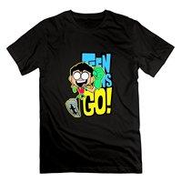 Men Cotton Teen Go Robin Tshirts 2018 Hot Sale Printed Men S T Shirt Short Sleeve