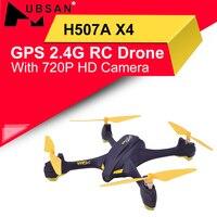 HUBSAN H507A X4 Star Pro GPS RC Drone WiFi FPV 720P HD Camera Drone Follow Me / Orbiting Mode RC Quadcopter Racing Drone
