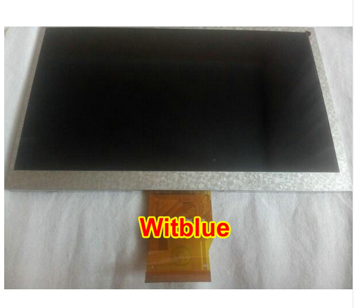 Witblue New LCD Display Matrix For 7 Tablet XXGD-FPC070-TI-02C 1024*600 LCD Screen Replacement Panel Parts Free Shipping lcd display matrix for 7 dexp ursus ts170 lte tablet 1024 600 163 97mm inner lcd screen panel glass replacement free shipping