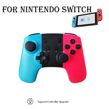 Wireless Gamepads Bluetooth V3.0 Controller Handle Gaming Pad Joystick For Nintendo Switch With USB Data Line Computers *
