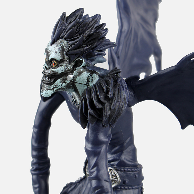 "Anime Death Note Ryuk 7/"" Action Figure PVC Doll Statue Model Toy Loose Packing"