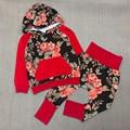 Детские костюмы для девушек кофты из хлопка толстовки пальто+брюки детский костюм