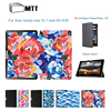 MTT For Acer Iconia One 10 A3 A40 Tri Fold Stand Folio Hight Quality Painted PU