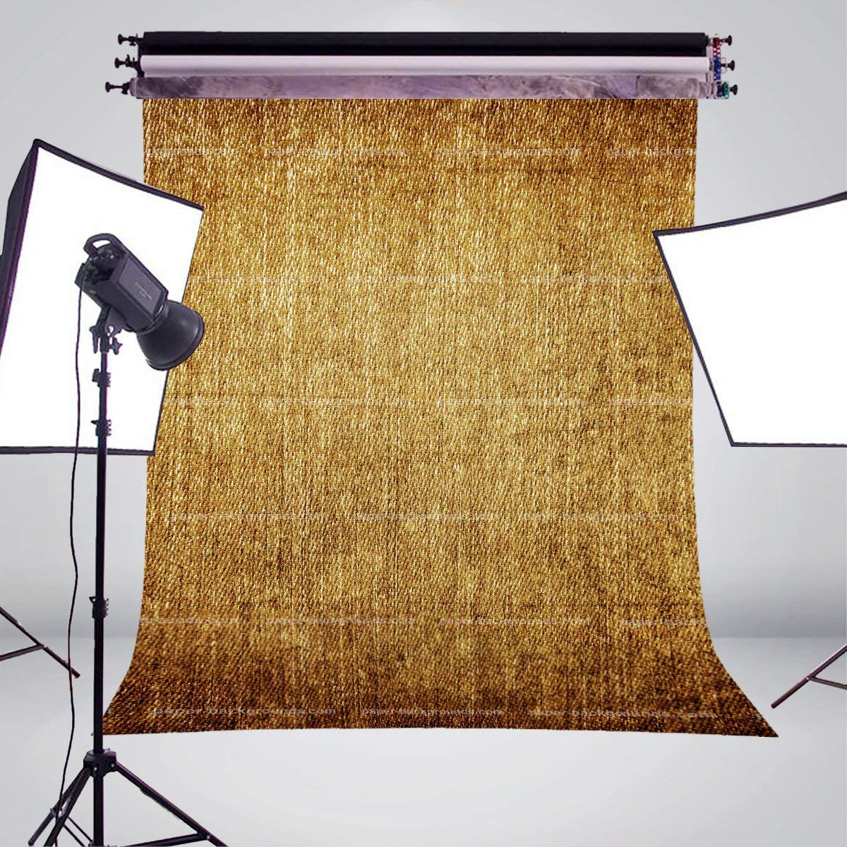 Canvas Texture Photography Backdrops Wooden Background Photo Studio Props Wall Photography Background 5x7ft in Photo Studio Accessories from Consumer Electronics