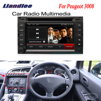 For Peugeot 3008 2012~2013 Car Android GPS Navigation Radio TV DVD Player Audio Video Stereo Multimedia System