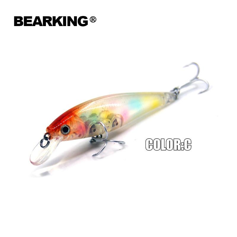 2017 model i nxehtë Bearking 7.8cm 9.2g Wobblers Peshkimi 5 copë / - Peshkimi - Foto 5