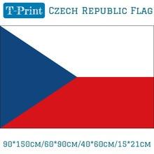 90*150 см/60*90 см/40*60 см/15*21 см Чешский Полиэстер Национальный флаг для Олимпийских игр