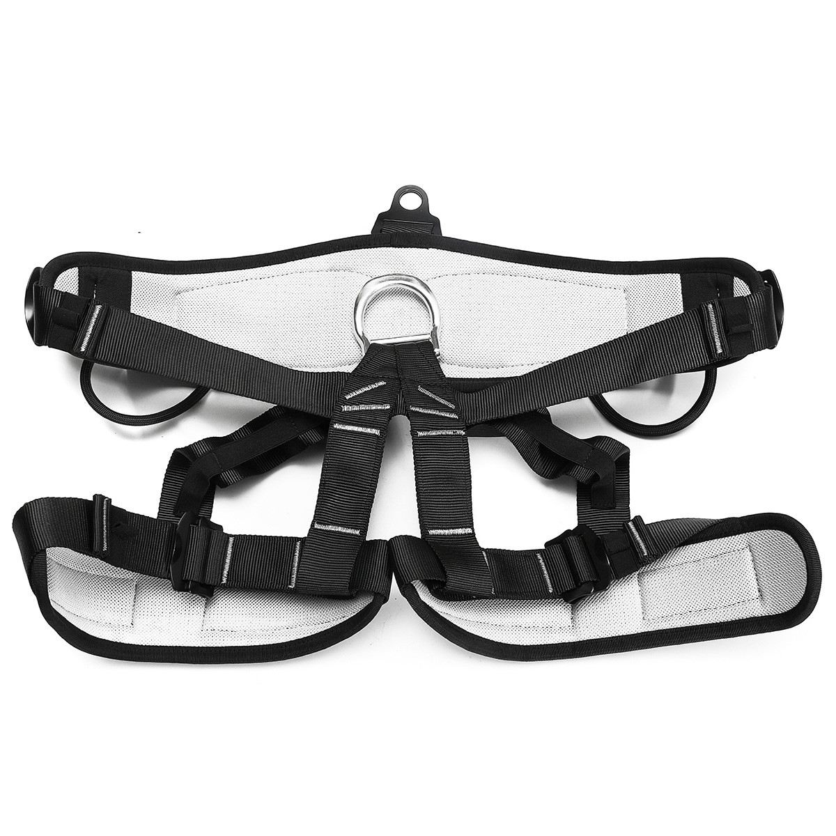 NEW Pro Tree Carving Fall Protection Rock Climbing Equip Gear Rappelling Harness  Workplace Safety xinda outdoor professional climbing mountaineering rock caving rescue safety belt polyester bust harness rappelling safety belt