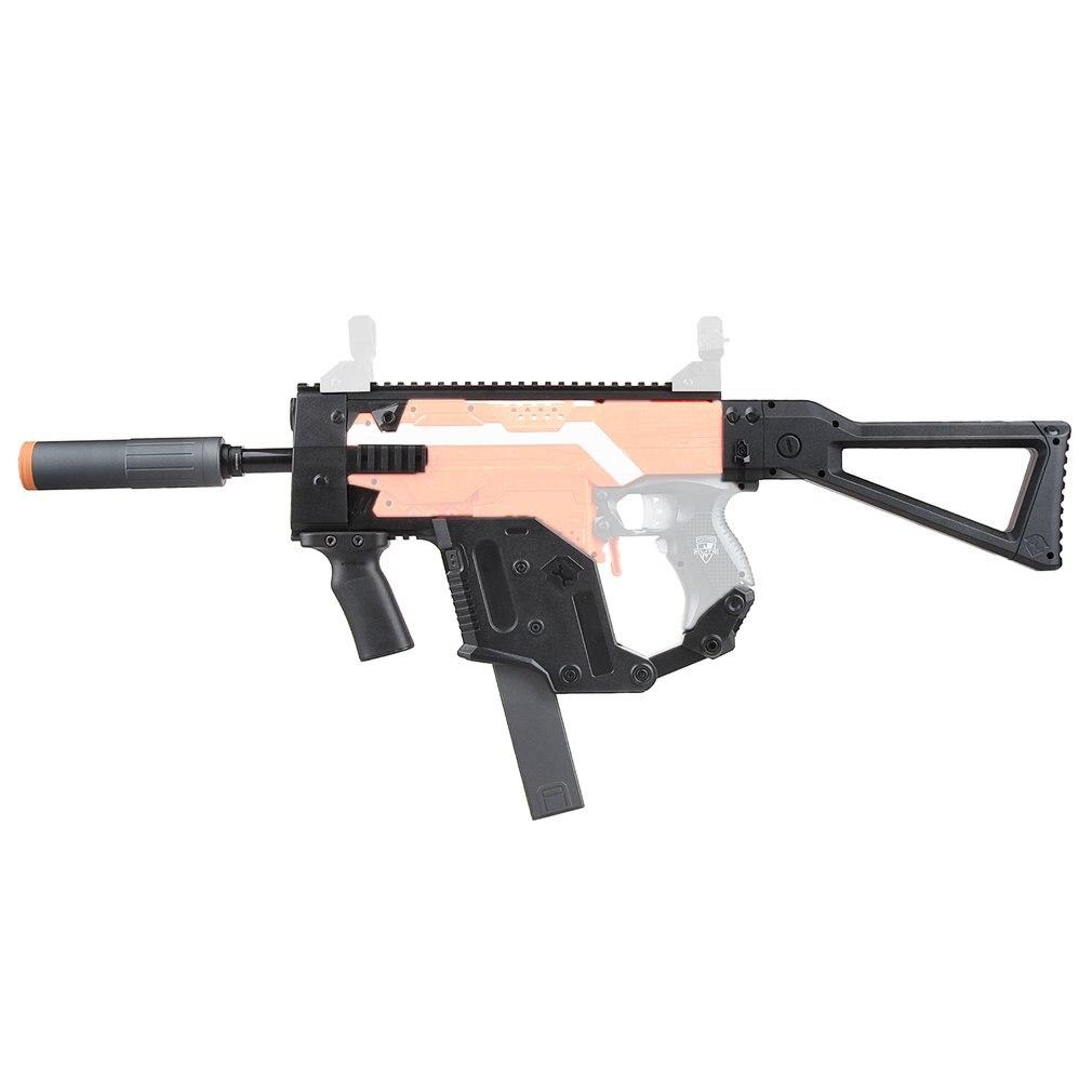 TRAVAILLEUR 3D Impression Modulaire Style À La Mode Mod Kriss Vector Kits Combo 12 Articles Compatible pour NERF ELITE STRYFE Jouets Pistolet